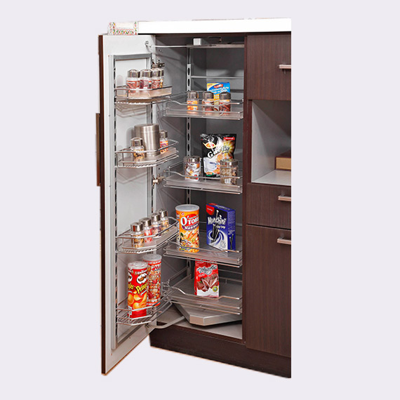 Pantry Pullout 8 Basket